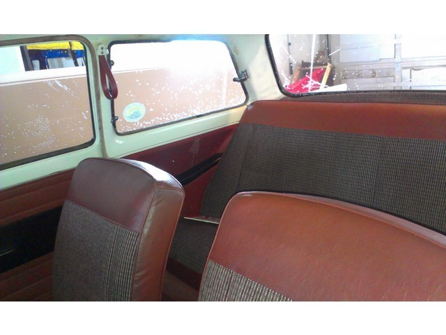 1967 Envoy Epic interior
